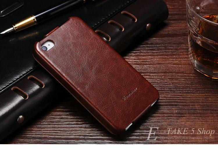 Pokrowiec case dla iphone 4 4s pu skóra pokrywa telefonu torba coque dla apple iphone 4s case luksusowe biznes styl tomkas 8