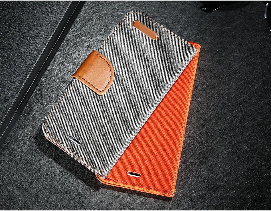Kisscase stań portfel przerzuć przypadki dla iphone 6 6s 7 5 5S mody hit kolor slot kart skóra pokrywa dla iphone 7 6 s plus z logo 3
