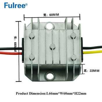 12V19V24V(5-32V) to 12V 1A 2A 3A DC DC Power Voltage Regulator