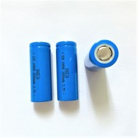 3 sztuk 3.7V 2000Mah akumulator 18500 bateria 3.7V dla lashlight hurtownia bezpieczne Li-Ion