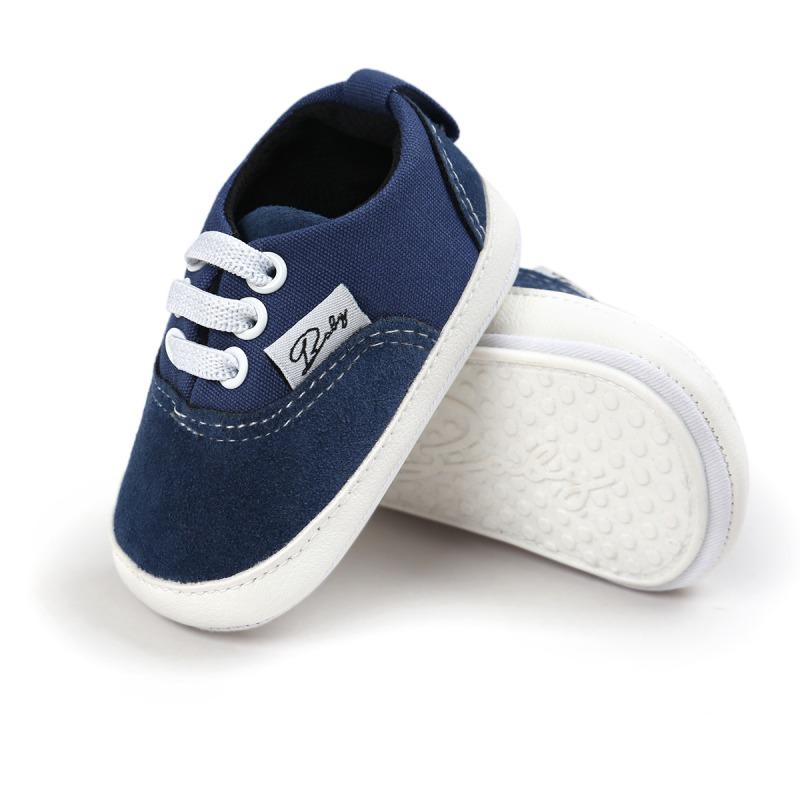 Wiosna Jesień Dziecko Noworodka Dziewczynka Chłopiec Miękkie Podeszwy antypoślizgowe Maluch Prewalker Niemowląt Sneaker Buty Na Co Dzień 16