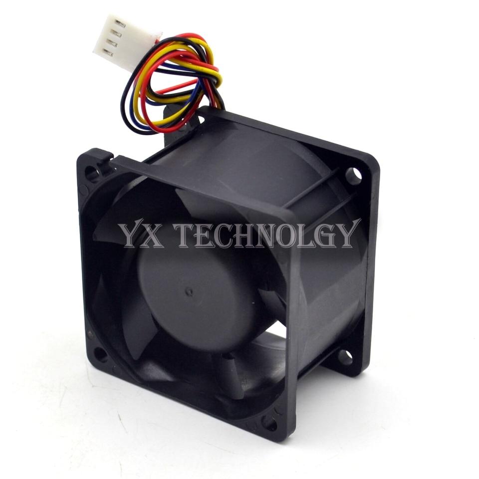AVC New 6038 cm fan 6CM6 wind capacity fan 12V 2.4A DB06038B12H 60*60*38mm