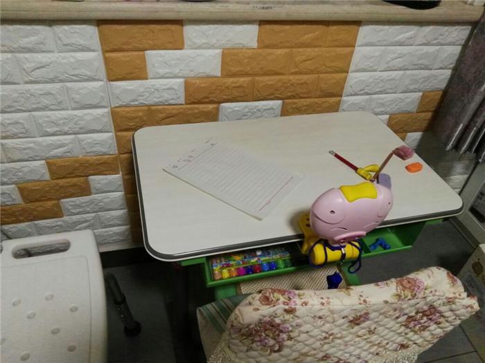 PCV 3D salon mur ceglany wzór tapety stickie dormitorium sypialnia retro wzór tapety adhesive392-F cegły 36