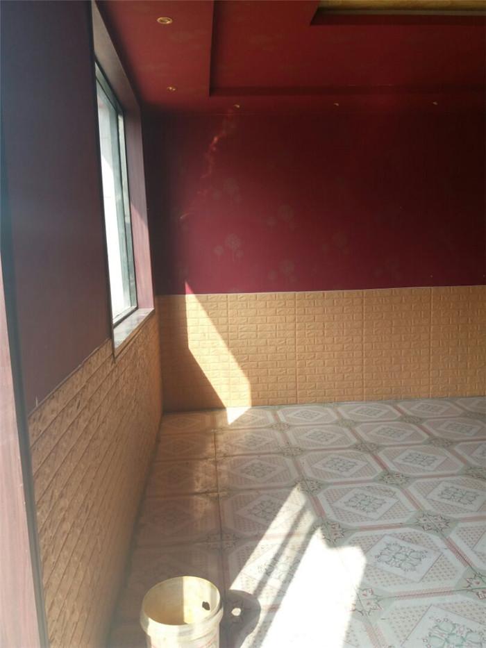 PCV 3D salon mur ceglany wzór tapety stickie dormitorium sypialnia retro wzór tapety adhesive392-F cegły 37