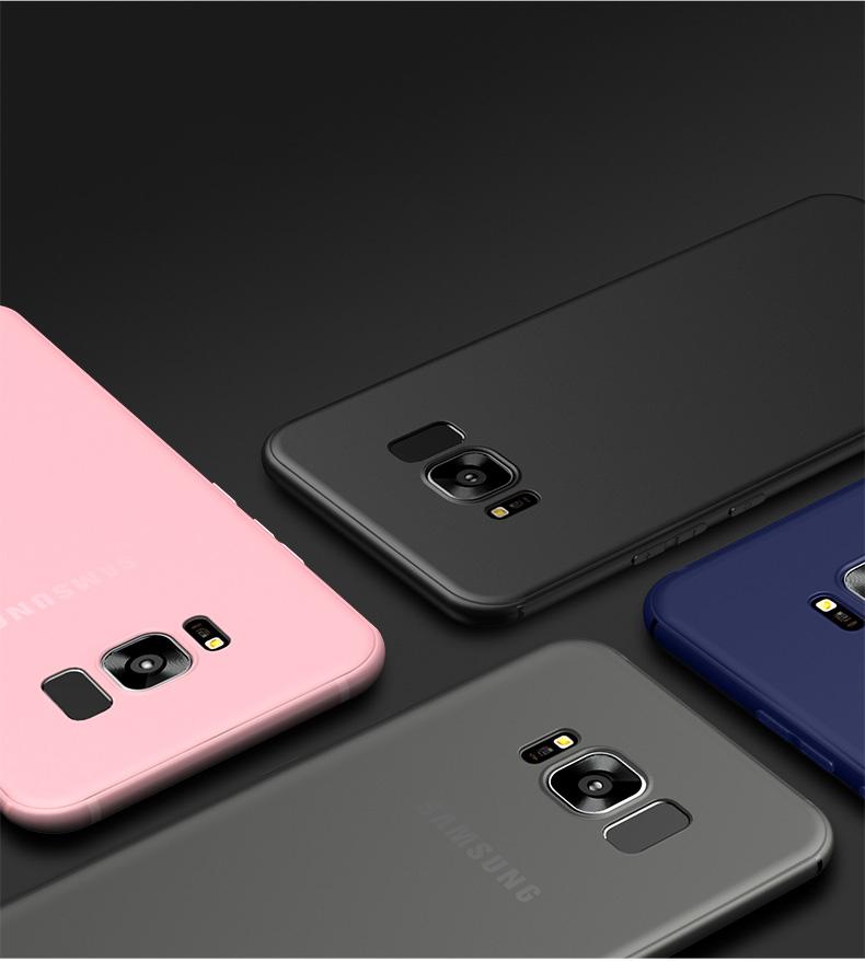 Cafele miękka tpu case do samsung s8/s8 plus sprawach slim powrót protect skóry ultra thin telefon pokrywa dla samsung galaxy s8 plus 3