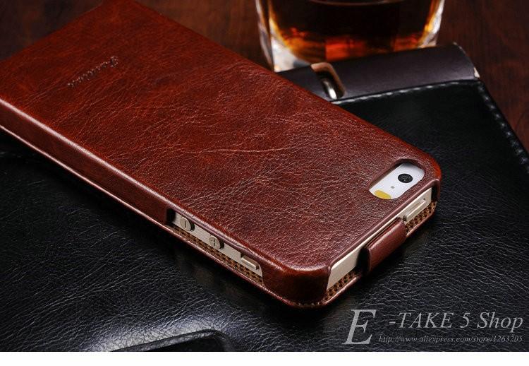 5S flip case dla iphone 5s 5 se pu skóra tomkas marki luksusowe phone tylna pokrywa coque dla apple iphone5 przypadki telefon 5 s torba 5