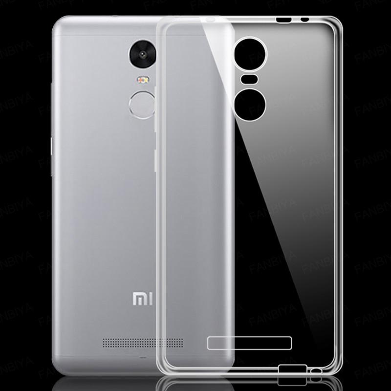 Wyczyść Miękka TPU Phone Case dla Xiaomi Redmi Uwaga 4X4 3 Pro Prime 3 s 3x dla Xiaomi mi5 mi6 4a 6 mi5s Plus mi4c mix max 2 5c Okładka 3