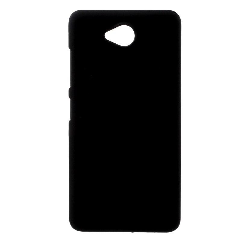 Dla nokia lumia 650 pokrywa gumowany dysk pc phone case dla microsoft lumia 650 1