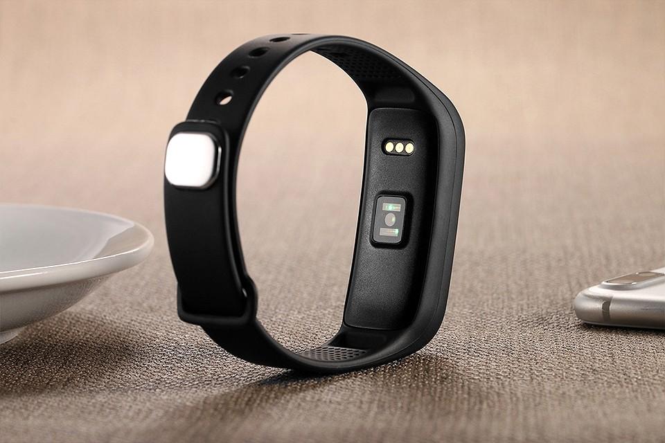 Lemfo l30t kolorowy ekran inteligentny zespół pulsometr krokomierz uśpienia fitness tracker dla andriod ios telefon 15