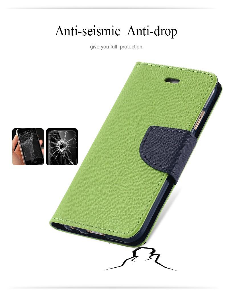 Kisscase dla iphone 5s se telefon case luksusowe kolor skórzane etui z klapką case dla apple iphone 5 5s 5g slot kart pokrywa torba dla iphone SE 3