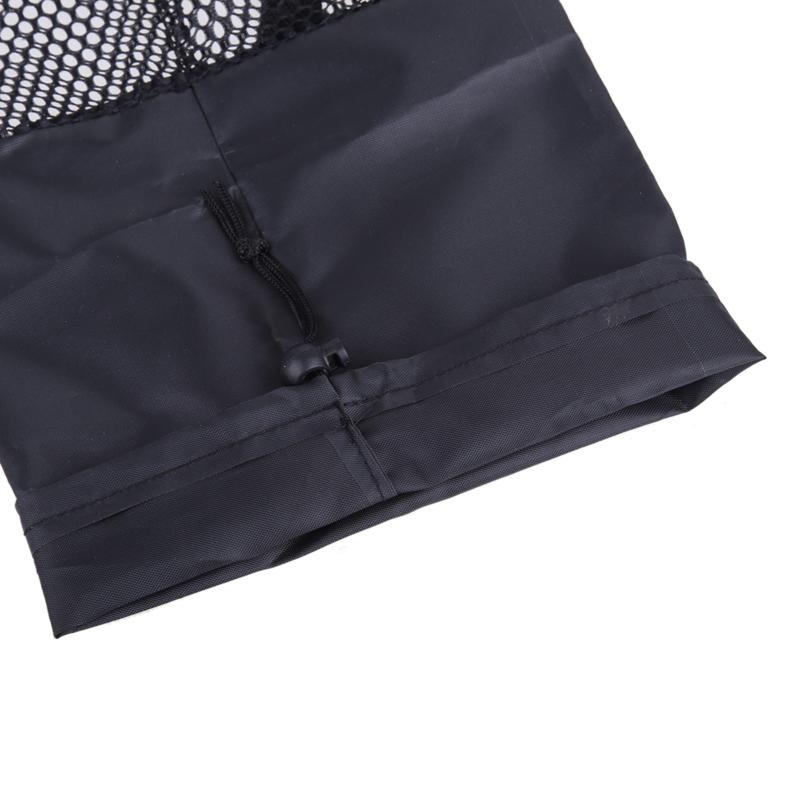 New arrival przenośne yoga mat pilates kobiety torba nośna czarny nylon torba z siatki centrum regulowany pasek torby yoga hot 5