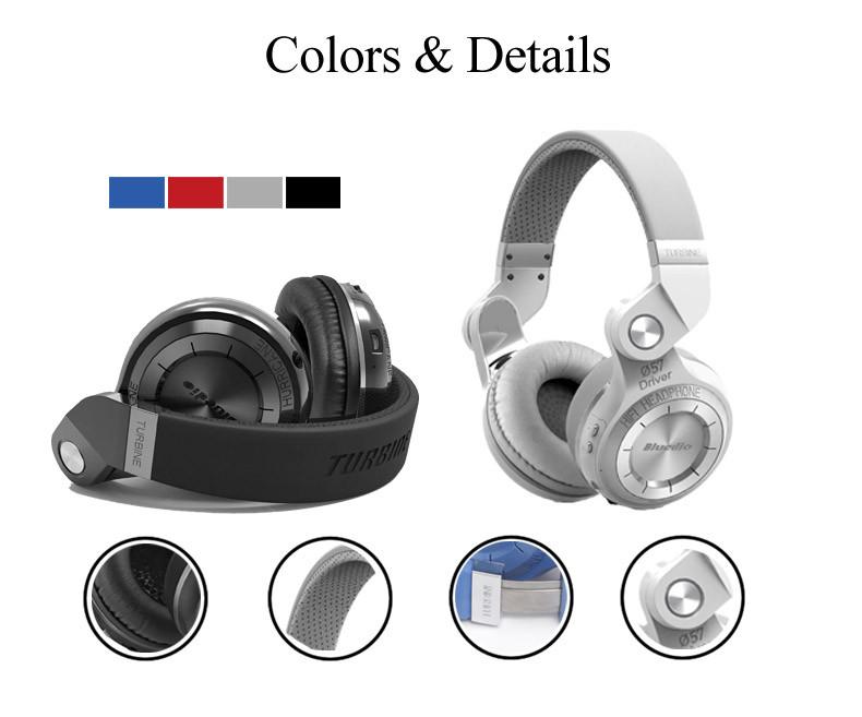 Bluedio t2s oryginalny mikrofon bezprzewodowy zestaw słuchawkowy stereo bluetooth słuchawki bluetooth 4.1 dla iphone samsung xiaomi htc 9