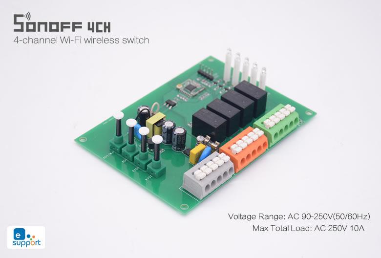 Itead Sonoff Inteligentny Wifi Przełącznik Czasowy Inteligentny Uniwersalny Bezprzewodowy Przełącznik DIY MQTT COAP Android IOS Zdalnego Sterowania Inteligentnego Domu 15