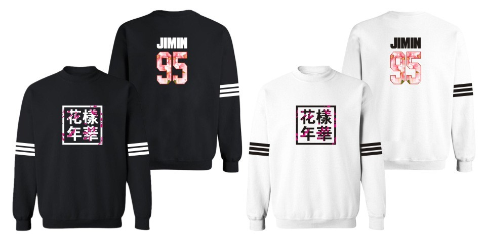 Kpop BTS Bangtan Boys LUCKYFRIDAYF Kobiety bluzy bluzy z kapturem Bluzy List Wydrukowano w J-HOPE 94 i SUGA 93 Kobiety Bluzy JUNG GŁUPIEGO 97 11