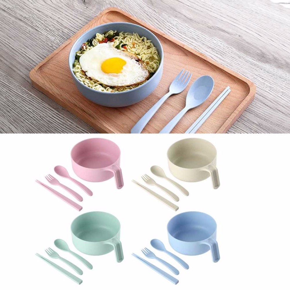 Portable Heat Insulation Friendly Bowls kitchen tools