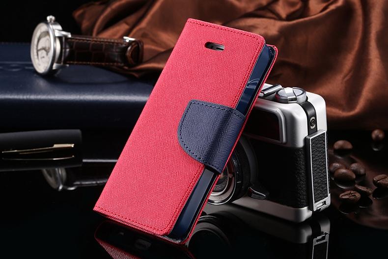 Kisscase dla iphone 4s przypadki nowy hit kolor skóry ultra odwróć case dla iphone 4 4s 4g wizytownik stań pokrywy torby telefon komórkowy 16