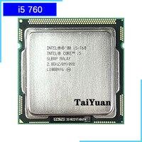 Intel Core i5-760 i5 760 2,8 GHz Quad-Core CPU Prozessor 8M 95W LGA 1156