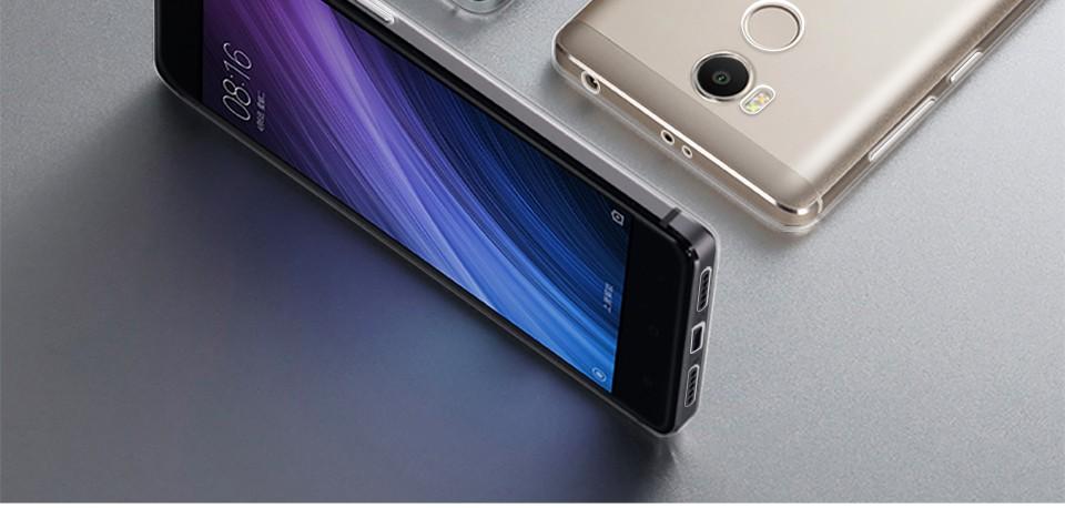 Pzoz xiaomi redmi 4 case silikonowy pokrowiec oryginalny xiaomi redmi 4 pro slim przejrzystą ochronę soft shell 4x redmi redmi 4A 8