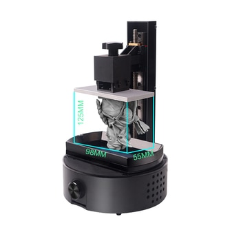 UV Curing SLA/LCD 3D Printer Print Volume 98mm *55mm *125mm Your