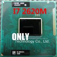 Original Intel Core Prozessor I7 2620 M i7-2620M4M Cache 2,7 GHz Laptop Notebook Cpu Prozessor Kostenloser Versand