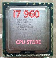 Original Intel Core I7 960 Prozessor 3,2 GHz Quad Core LGA 1366 130W 8M Cache Desktop i7-960 CPU (arbeits 100% Freies Verschiffen)