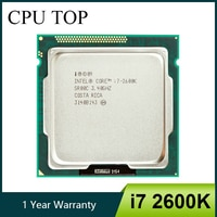 Intel Core i7 2600K 3,4 GHz SR00C Quad-Core LGA 1155 CPU Prozessor