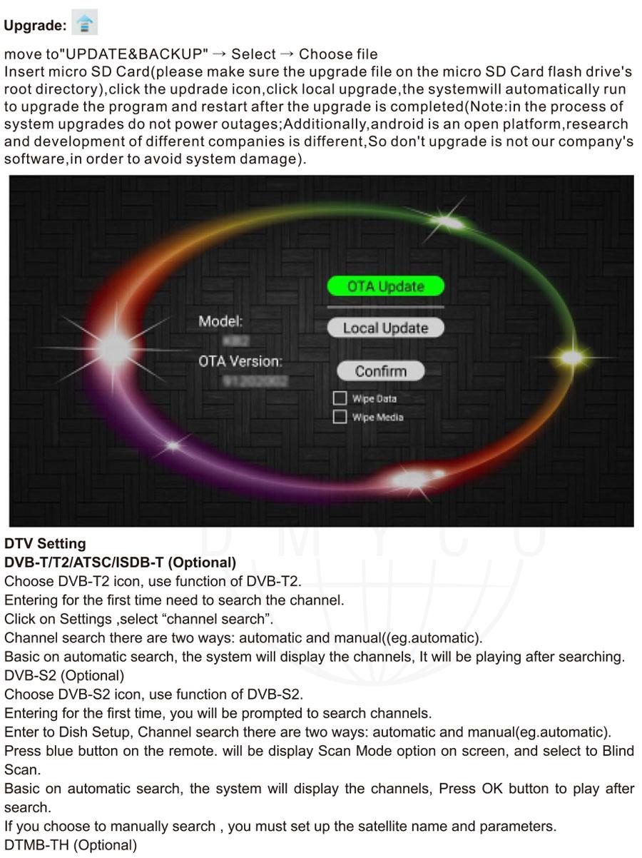 New Original MECOOL KIII PRO Smart TV Box Octa core Amlogic S912 DVB T2 &  DVB S2 Android 6 0 Kodi TV BOX Updated from KII Pro