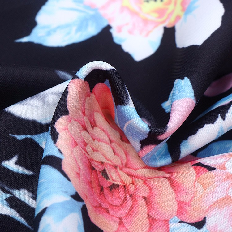 Kwiat Drukuj Kobiety Podstawowe Płaszcze Długim Rękawem Zipper Bomber Jacket Casual Kurtka Płaszcz Jesień Zima Streetwear sukajan 22