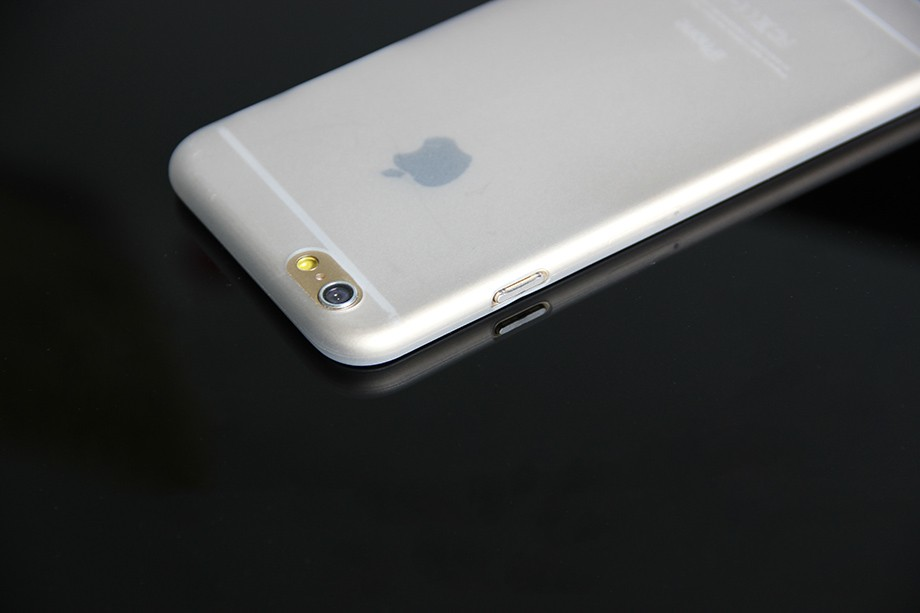 Matte transparent przypadkach telefonów dla iphone 4 4s 5 5s 5c se 6 6 s plus pokrywa case for iphone 7 plus twardym komputera pc mobile phone bag case 9