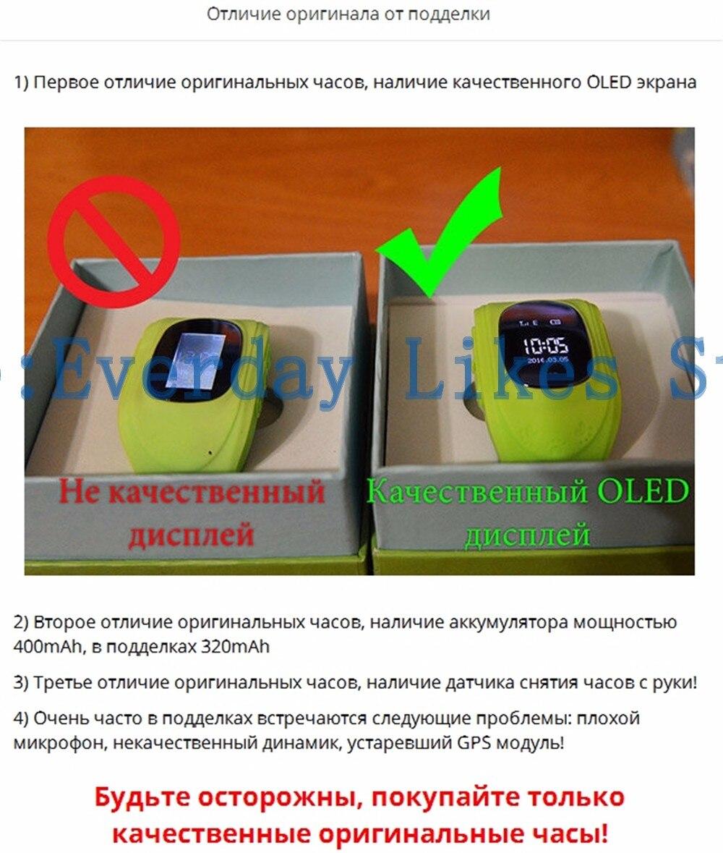 Q50 inteligentny kid safe locator location finder tracker sos rozmowy gps smart watch zegarek oled/wyświetlacz lcd dziecko anty zagubiony monitor 4