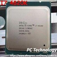 Original Intel core prozessor i7-4820k (3,7 Ghz/10 MB/4-kerne/130 W/22nm) LGA2011 Desktop CPU freies verschiffen i7 4820 K