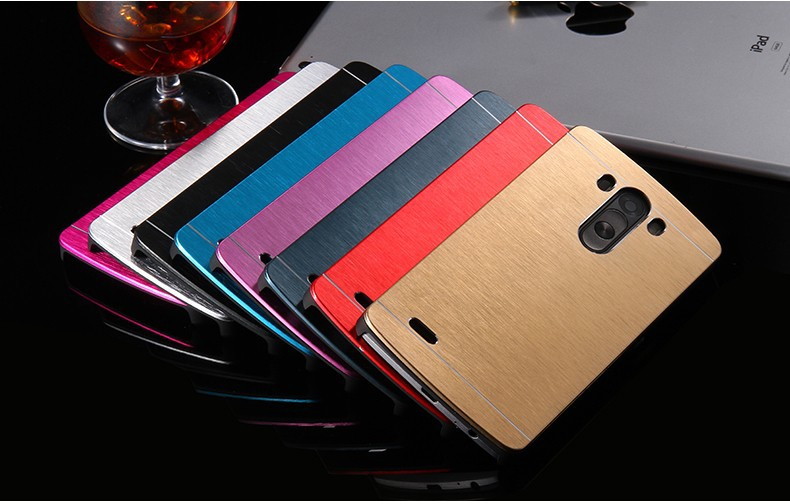 Kisscase złota luksusowe aluminium metal case capa dla lg optimus g3 g4 g3 g5 ultra slim shock proof back cover shell dla lg g3 g4 g2 1