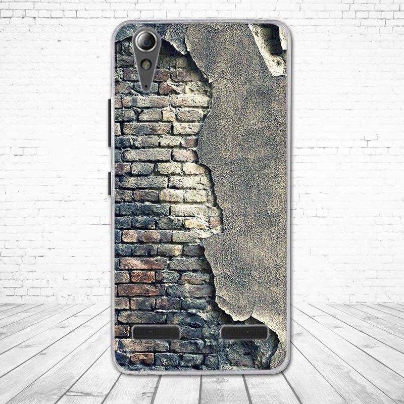"""Miękkiego silikonu case wydrukowano phone tylna pokrywa dla lenovo a6010 & a6000 & dla lenovo lemon k3 k30-t skóry pokrywa 5 """"K 3 A 6000 6010 9"""