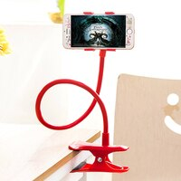 1PC עצלן טלפון סוגר 360 מסתובב גמיש הארוך Arms נייד מיטת שולחן העבודה מחזיק טלפון נייד Stand עבור iPhone IPad tablet PC
