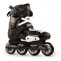 Japy סקייט 100% מקורי SEBA FRMX מקצועי סלאלום Inline גלגיליות מבוגרים נעלי החלקה על רולר הזזה משלוח החלקה Patines