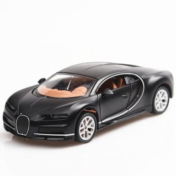 Báscula 36 Chiron Bugatti De 1 Coche Juguete Metal DeYEHW9Ib2