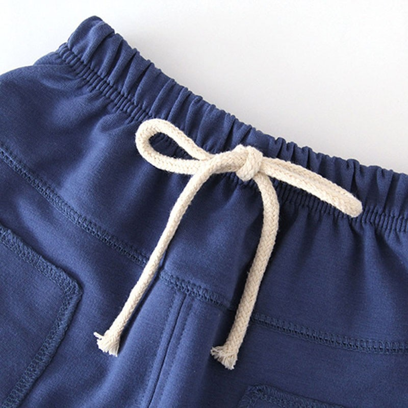 Dla dzieci Chłopcy Dzieci Dziecko Miękkiej Bawełny Jesień Dorywczo Spodnie Harem Spodnie Dna 2-7Y 8