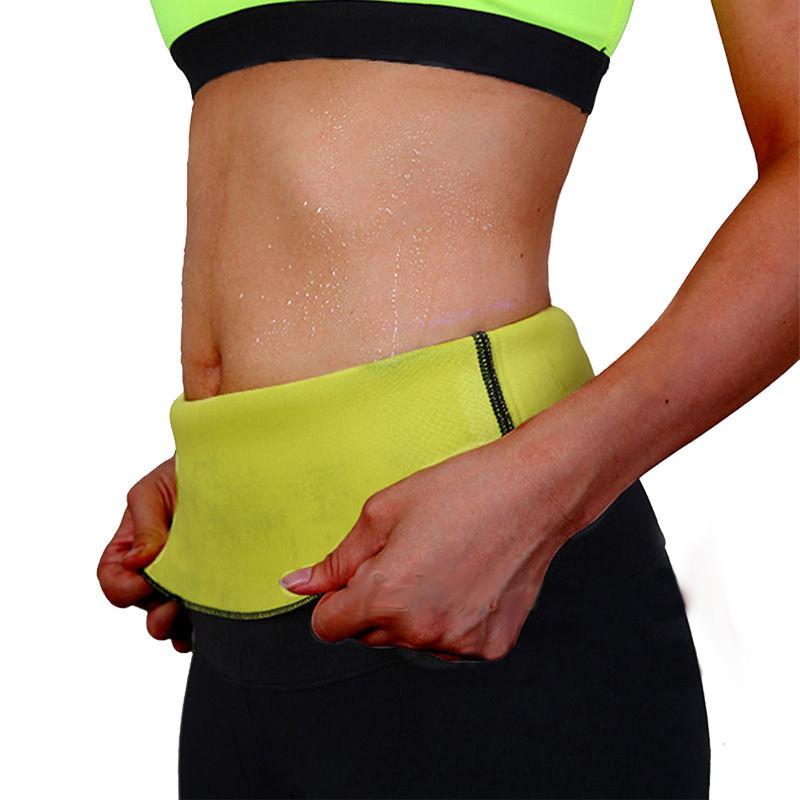 * USPS * Gorące Pas Potu Sauna Siłownia EKSTREMALNE Neoprenu Stretch Talia Trener Cincher Gorset Ciała Shaper Tummy Szczupły Brzuch 6