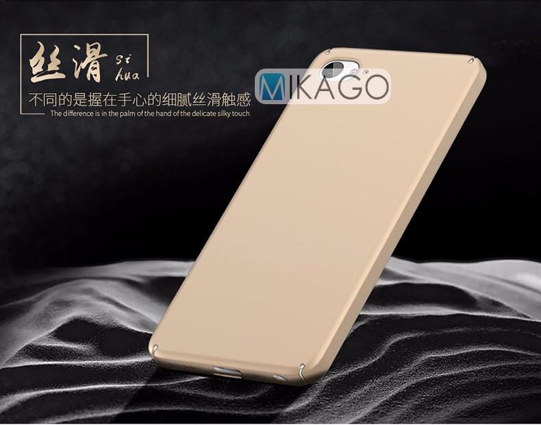 Pełna pokrywa plastikowa powłoka 5.0for zuk z2 case dla lenovo zuk z2 telefon komórkowy back cover case 7