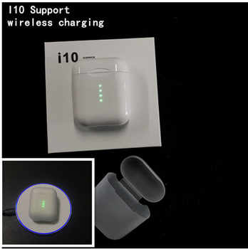 2019 New i10 tws Wireless Bluetooth Headsets tws i10 Headphones