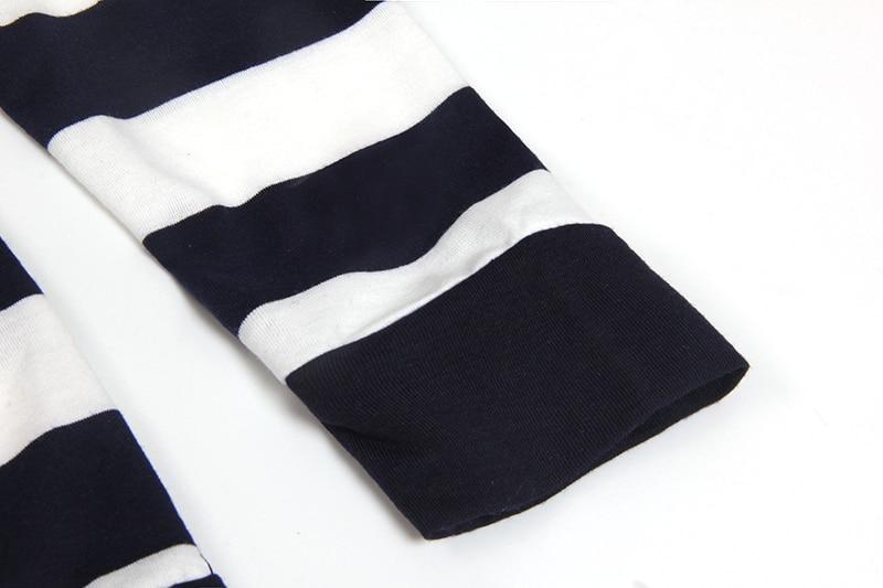 Moda damska Stripes Casual Zipper Bluzy Z Kapturem Kieszeni Kobiety Bluza Plus Rozmiar S-5XL LJ7847R 17