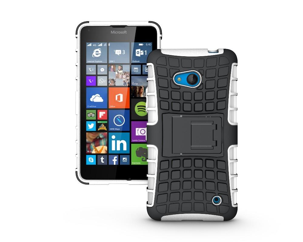 Uchwyt hybrid armor case dla microsoft lumia 650 640 635 630 case tpu obudowa odporna na wstrząsy pokrywa dla nokia lumia 635 640 650 case 56