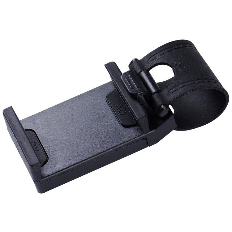 Telefon samochodowy Uchwyt Samochodowy Uchwyt Na Rower Kierownica Klip Zamontować Stojak Na Telefon komórkowy Dla iPhone/Samsung Galaxy/Xiaomi 4