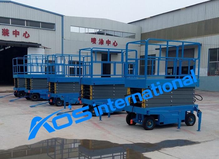 Aerial Hydraulic Scissor Lift Platform  Scissor Lift Outlet