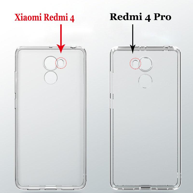 Wyczyść Miękka TPU Phone Case dla Xiaomi Redmi Uwaga 4X4 3 Pro Prime 3 s 3x dla Xiaomi mi5 mi6 4a 6 mi5s Plus mi4c mix max 2 5c Okładka 1