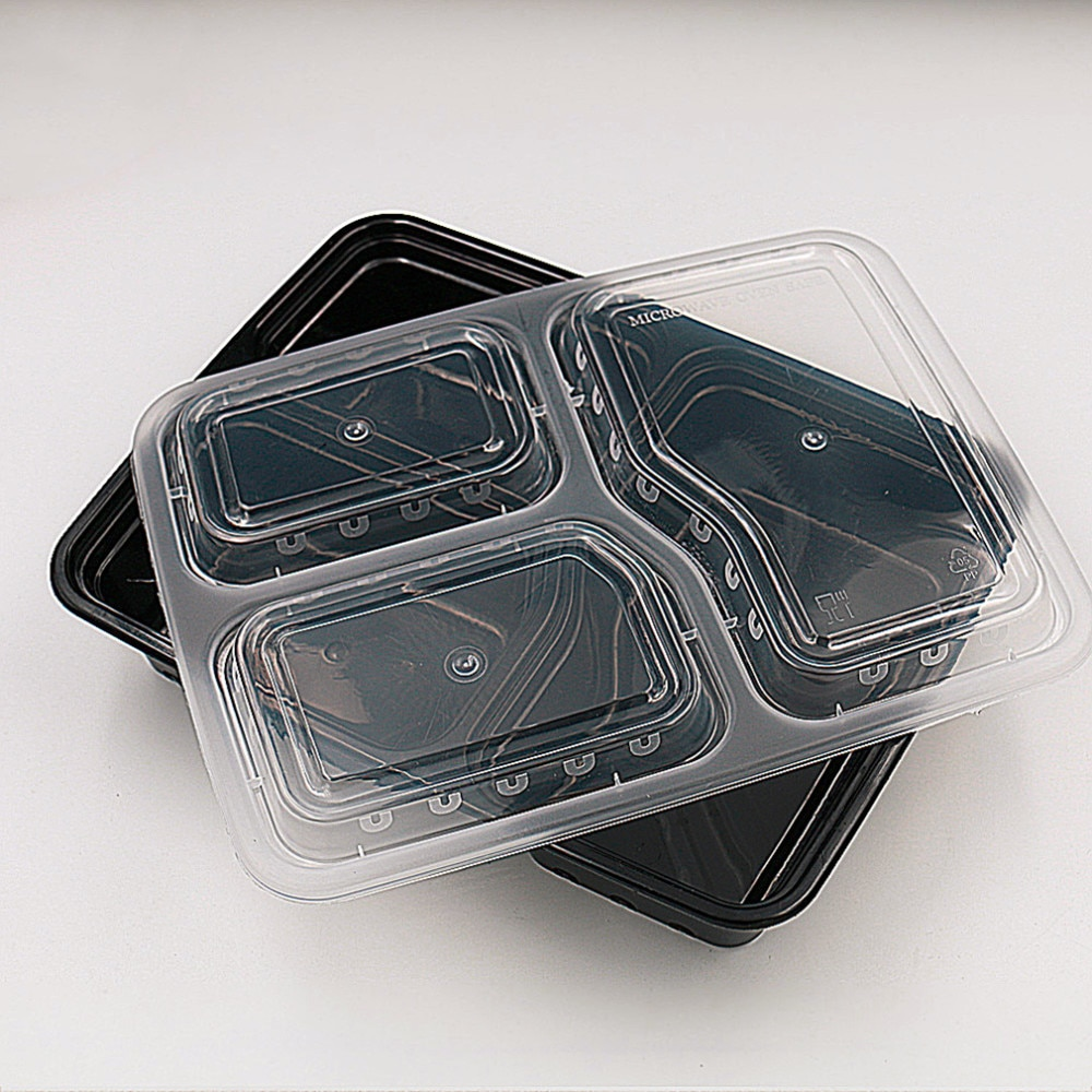 Food Storage Containers With Lids Bento Lunchbox kitchen tools