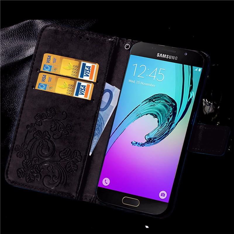 Dla iphone 7 plus 4S 5S 4 5 6 s skórzane etui z klapką case do samsung galaxy a3 a5 j3 j5 2016 j1 s6 s7 s3 s4 s5 mini grand prime pokrywa 50