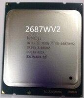 Intel Xeon E5 2687Wv2 SR19V 3,40 GHz 8-Core 25MB LGA 2011 CPU E5 2687W v2 Prozessor e5-2687WV2