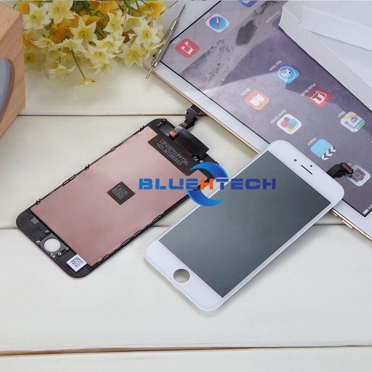 Dla iphone 4s ekran wyświetlacz lcd ekran dotykowy digitizer zgromadzenie części zamienne telefon lcd lcd do telefonów komórkowych/czarny biały 13