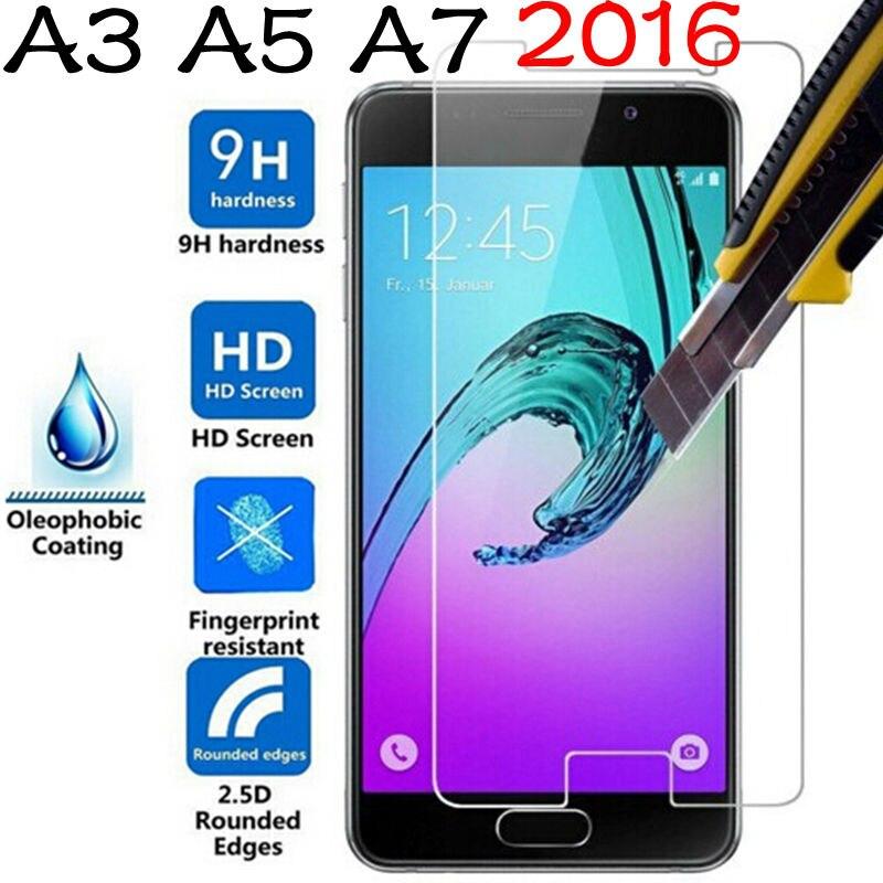 NA WYPRZEDAŻY! 2.5d 9 h premium szkło hartowane film dla samsung j3 j5 j7 a3 a5 a7 2015 2016 galaxy grand prime screen protector case 6